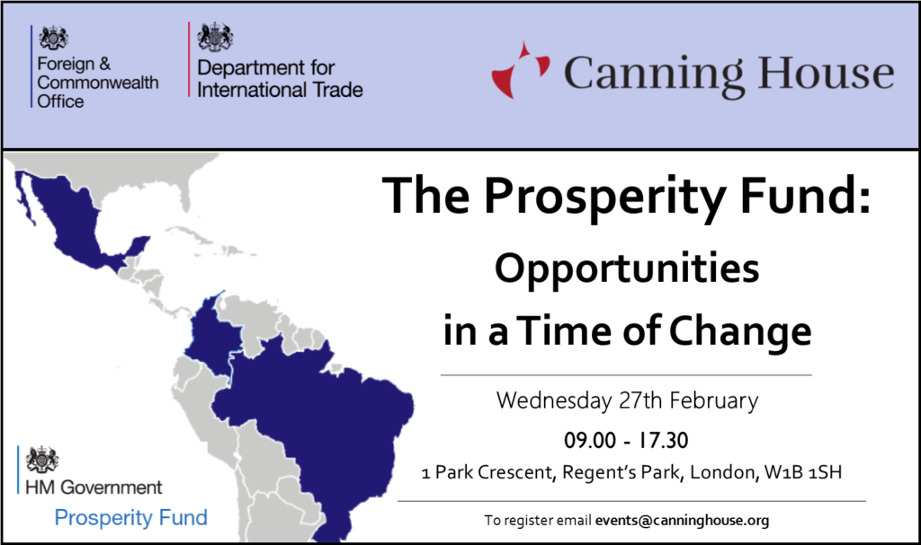 The Prosperity Fund: Opportunities in a Time of Change